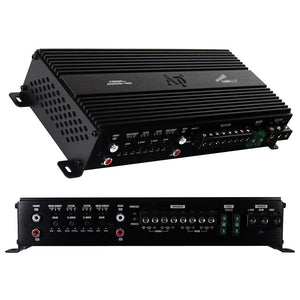 Audiopipe APMCRO4100 Micro 4 Channel Amplifier - 1300W