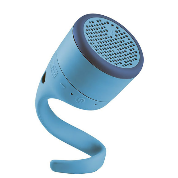 Polk SWIMMERJRBLUE Boom Swimmer Jr. Bluetooth Waterproof Speaker Blue