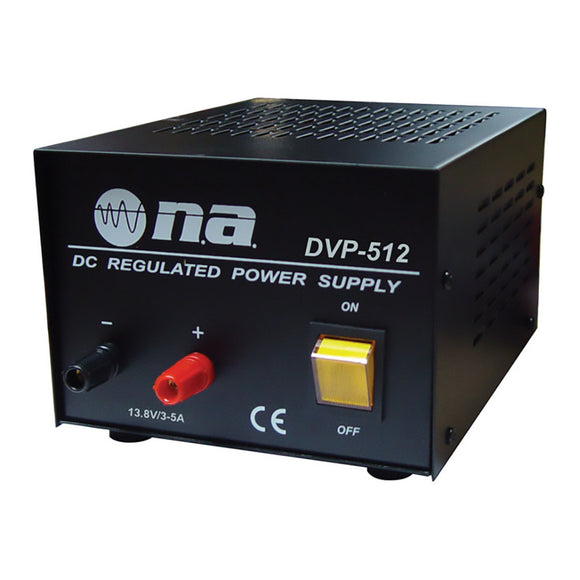 Nippon DVP512 America 3 Amp Power Supply