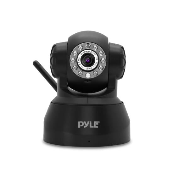Pyle PIPCAM5 IP Camera Surveillance Security Monitor with Wi-Fi