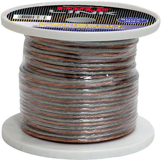 Pyle PSC1850 18 Gauge 50 ft. Spool of High Quality Speaker Wire