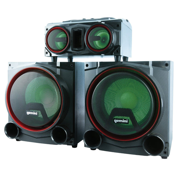 Gemini GSYS-4000 Flagship Home Party System