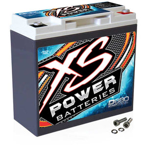 XS Power D680 1000W 12V AGM Battery 1000A Max Amps