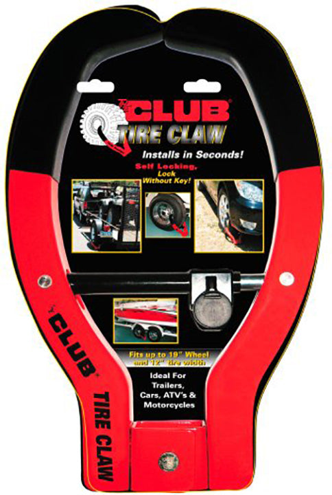 The Club 491 Tire Claw XL