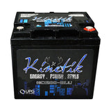 Kinetik HC1200BLU BLU 1200W 12V Power Cell