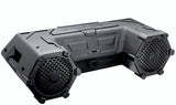 "Planet Audio PATV85 Off Road ATV amplified sound system 8"" marine speakers"