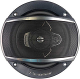 "Pioneer TSA1370F 5.25"" Speakers 3 Way 300W Max Pair"