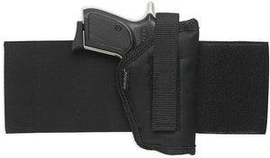 Bulldog WANK2R Right Hand Black Ankle Holster