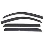 Auto Vent Shade Original Ventvisor Side Window Deflector Dark Smoke 4Pc Set for 2003-2009 Toyota 4R