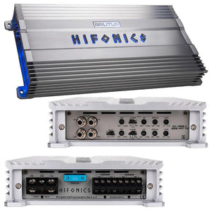 Hifonics BG10004 Brutus Gamma Series 1000 Watts 4 Channel @ 4 Ohm AB