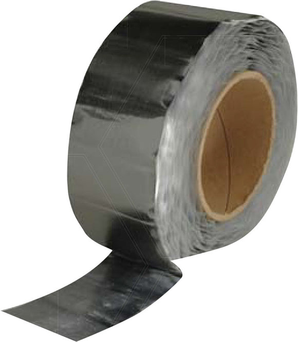 DEI 050215 Boom Mat Tape 2mm 20 Ft Roll Black