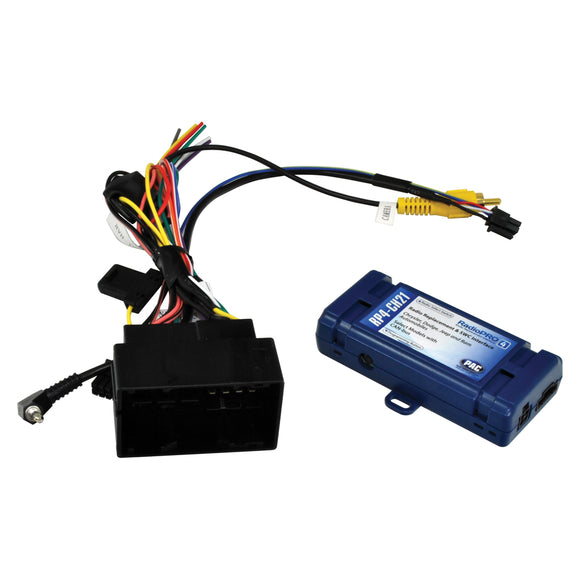 PAC RP4CH21 Radio Interface with SWC Retention for select Dodge/Jeep/Ram