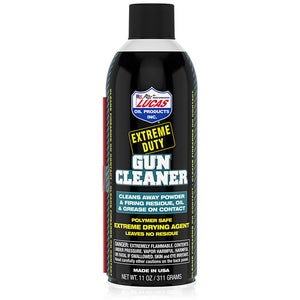 Lucas Oil 10905 Extreme Duty Contact Cleaner Aerosol 11 Oz