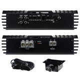 American Bass HD2500 2500 Watt Mono Block Car Stereo Amplifier