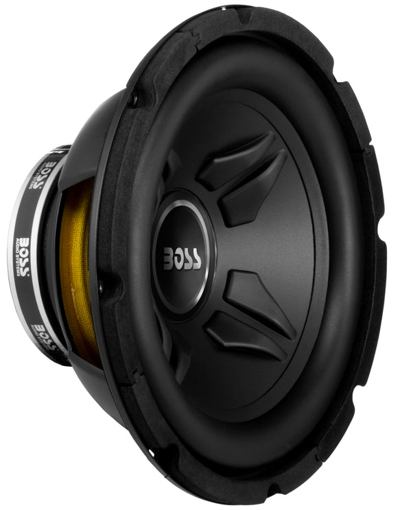 BOSS AUDIO CXX10  Chaos Exxtreme 10 inch Single Voice Coil (4 Ohm) 800-watt Subwoofer