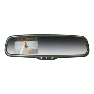 "Boyo VTM35M 3.5"" OEM Style replacement mirror monitor"