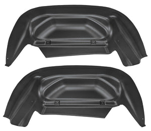 Husky 79011 Liners Rear Wheel Well Guards For 14-19 Silverado 1500 / 2015