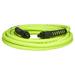 Flexzilla HFZP3825YW2 Pro Air Hose 3/8In X 25Ft 1/4In MNPT Fittings