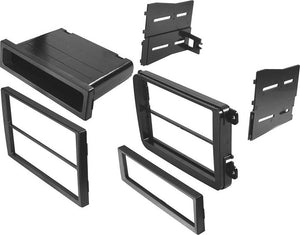 Al VWK1017 INSTALLATION KIT for 05-16 VW DOUBLE DIN/ISO WITH POCKET