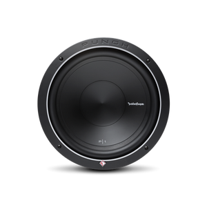 "Rockford Fosgate P1S412 12"" 300 Watt Punch Car Subwoofer"