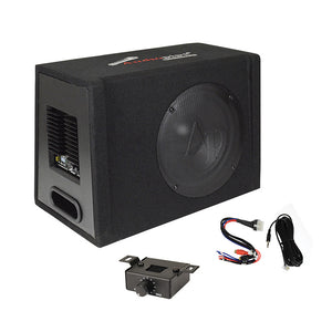 "Audiopipe APXB12A 12"" Single ported bass enclosure 800W"