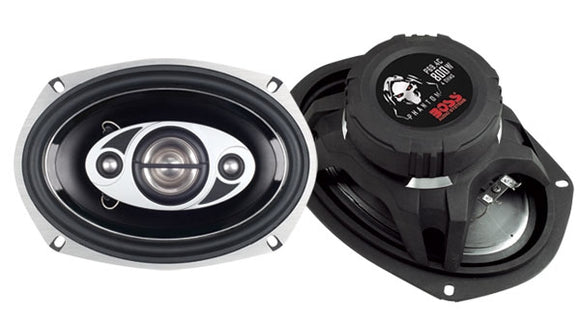 BOSS AUDIO P69.4C Phantom 6