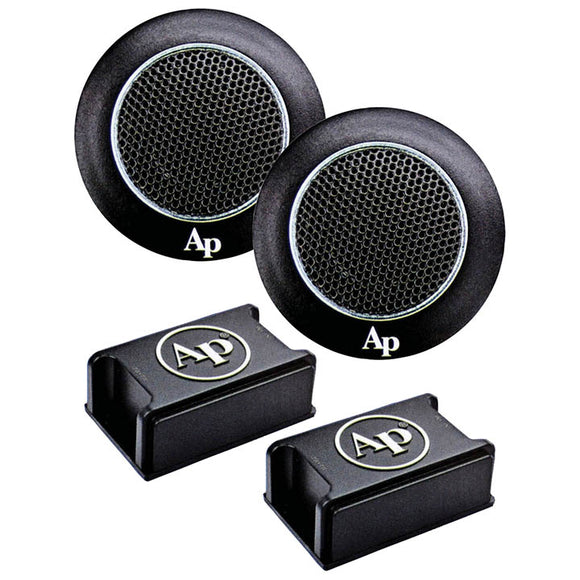 Audiopipe APHET350 High Frequency Tweeters with Kapton Former Voice Coil (Pair)