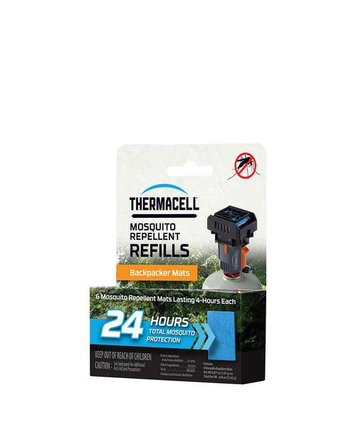 Thermacell M24 Backpacker Mat Only Refill 24 Hours