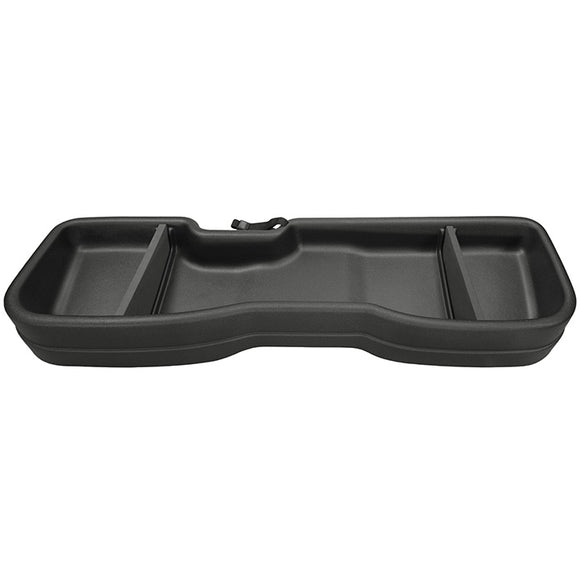 Husky 9031 Liners Under Seat Storage Box For 2014-2019 Silverado/Sierra 1500