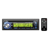 "Dual DC415I MP3/WMA CD Receiver w/Direct USB for iPod/iPhone 3.7"" LCD"