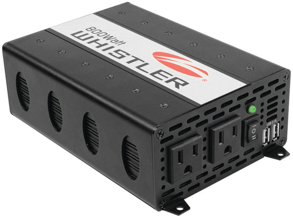 Whistler XP800I 800 watt Power Inverter