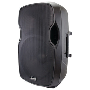 "Gemini AS-15BLU 15"" Active Loudspeaker (With Integrated MP3 Player)"