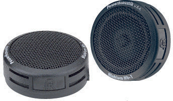 Power Acoustik NB-1 200-Watt 2-Way Mount Tweeters