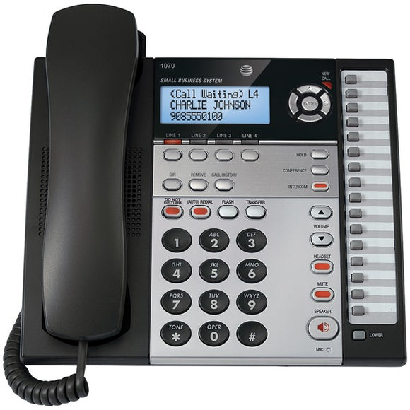 AT&T 1070 4 line Speakerphone w/ caller id