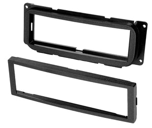 Ai CDK640 Single DIN Installation Dash Kit for Select 1998-2010 Chrysler/Dodge/Jeep Vehicles