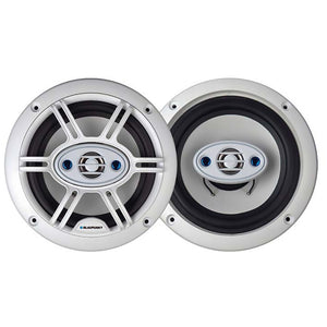 "Blaupunkt 4-Way 6.5"" Marine Speakers 200 Watts Max"