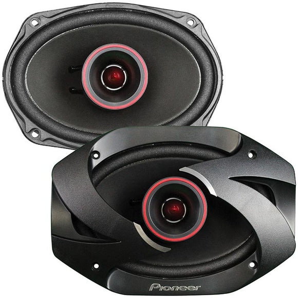 Pioneer TS6900PRO PRO Series 6x9 2-Way 600 Watts Max