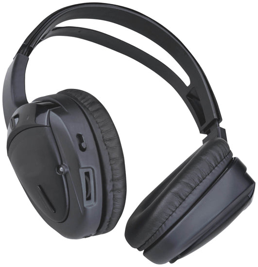 Planet Audio PHP32 Dual Channel Wireless Infrared Headphones