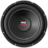 "Pyle PLPW8D 8"" 800 Watt DVC Car Subwoofer 4 ohm"