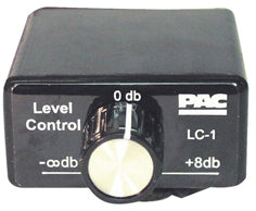 PAC LC1 REMOTE LEVEL CONTROL RCA IN/OUT