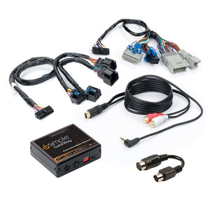 iSimple ISGM535 Dual Auxiliary Audio input interface for select GM Vehicles
