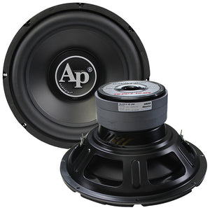 "Audiopipe TSPP315D4 15"" Woofer Dual 4 Ohm 1400W Max"