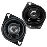 "Planet Audio TRQ322 Torque Series 140 Watt 3.5"" 2-Way Speakers"