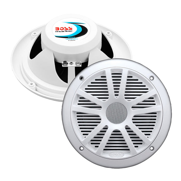 BOSS AUDIO MR6W Marine 6.5