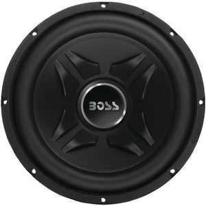BOSS AUDIO CXX12  Chaos Exxtreme 12 inch Single Voice Coil (4 Ohm) 1000-watt Subwoofer