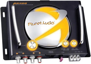 Planet Audio PA300 Bass Generator w/ Remote Sub Level Ctrl