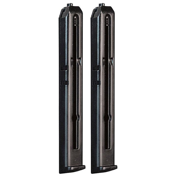 CROSMAN 0481 Spare Magazines 2 Count for use w/C11 40001 P15B & P10 Air Pistols