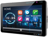 "Power Acoustik PD1032B 10.3"" DVD/CD/MP3 Double Din Receiver w/ Bluetooth"