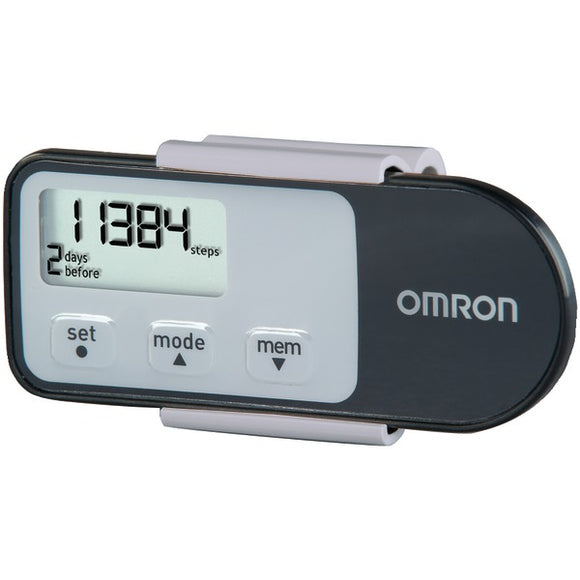 Omron HJ-321 Tri-Axis Pedometer with Calories Burned