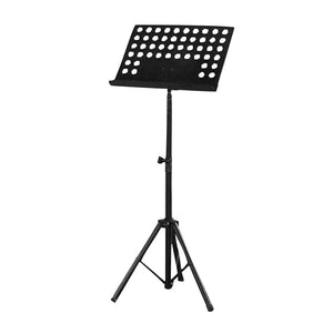 Pyle PMS1 Presentation/Performance Music Note Mount Stand Holder Height Adjustable